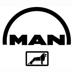Логотипы МАН