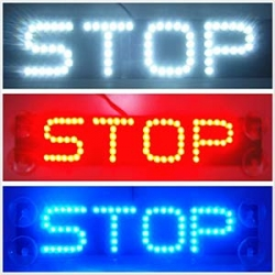 Стоп сигнал - логотип