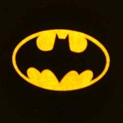 беспроводная подсветка дверей с логотипом batman беспроводная подсветка 7w