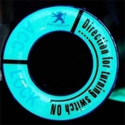 подсветка замка зажигания peugeot подсветка замка зажигания