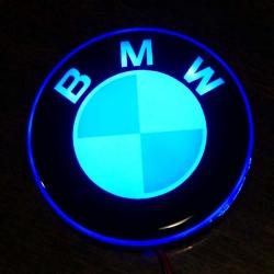 cветящийся логотип бмв на мотоцикл мотоциклы