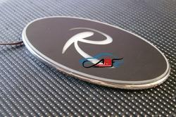 2d светящийся логотип kia r 2d логотипы