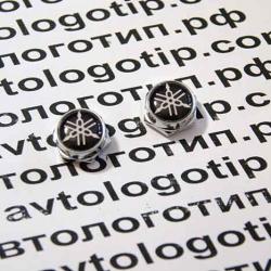 болты крепления гос номера с логотипом yamaha мотоциклы