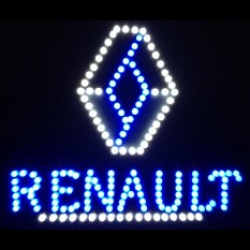 картина логотип для грузовика renault логотип рено