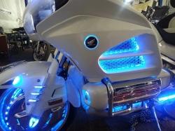 подсветка логотипа honda мотоциклы