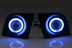противотуманные фары с ангельскими глазками 89 мм противотуманные фары с ангельскими глазками