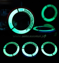 подсветка замка зажигания 5,2*3,1см подсветка замка зажигания