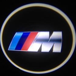 беспроводная подсветка дверей с логотипом bmw m 5w беспроводная подсветка дверей 5w