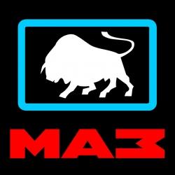 картина логотип картина maz логотип маз