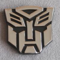Логотип Трансформер Autobots 3D 7 см