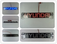 Стоп сигнал с логотип HYUNDAI