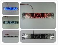 Стоп сигнал с логотип SUZUKI