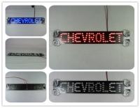 Стоп сигнал с логотип CHEVROLET
