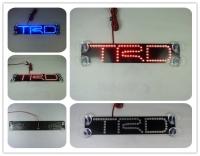 Стоп сигнал с логотип TRD