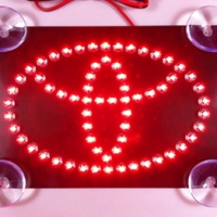 Стоп сигнал с логотип TOYOTA