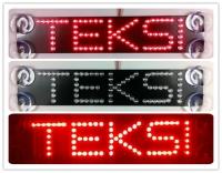 Стоп сигнал с логотип TEKSI