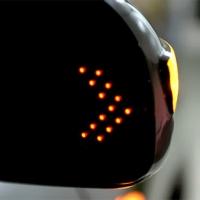 Светодиодные поворотники в зеркала (динамические)