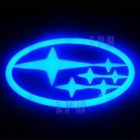 4D светящийся логотип SUBARU