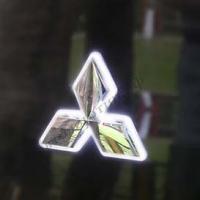 Подсветка для логотипа MITSUBISHI MR 598528