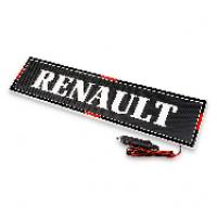 Табличка Renault
