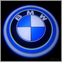 Проектор логотипа на мотоцикл BMW