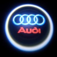 Проектор логотипа на мотоцикл AUDI