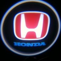 Проектор логотипа на мотоцикл Honda
