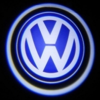 Подсветка дверей с логотипом Volkswagen 5W mini