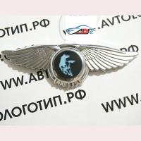 Логотип Kamaz с крыльями