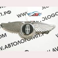Логотип Lincoln с крыльями