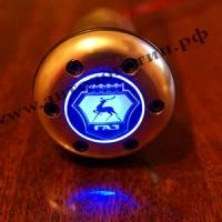 Рукоятка КПП GAZ (ГАЗ) с подсветкой