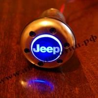 Рукоятка КПП Jeep с подсветкой