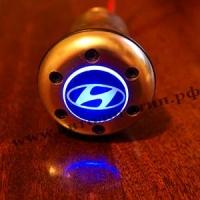 Рукоятка КПП Hyundai с подсветкой