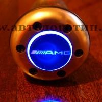 Рукоятка для КПП с подсветкой AMG