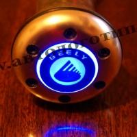 Рукоятка для КПП с подсветкой Geely