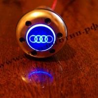 Рукоятка КПП Audi с подсветкой
