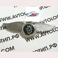 Логотип Scania Saab с крыльями