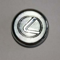 Заглушки на диски Lexus