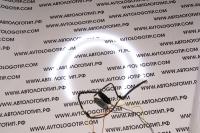 гибкие дхо для фар (drl) 45 см дневные ходовые огни drl ultra