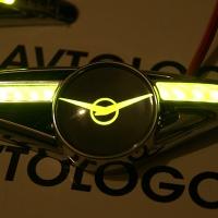 Светодиодный поворотник с логотипом UAZ