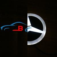 4D светящийся логотип Mercedes