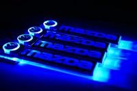 подсветка салона mazda подсветка салона