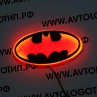Светящийся логотип Batman