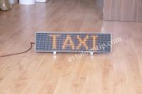 автомобильная бегущая строка жёлтая bx-5u16*64 стандартное разрешение