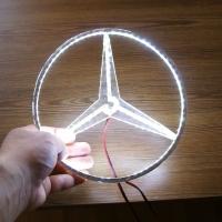 Подсветка логотипа Mercedes Sprinter