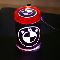 Пепельница с подсветкой BMW