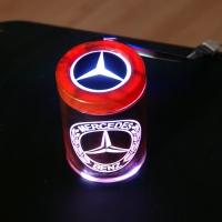 Пепельница с подсветкой Mercedes-Benz