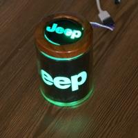 Пепельница с подсветкой Jeep 2D