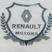 Наклейка на автомобиль Renault
