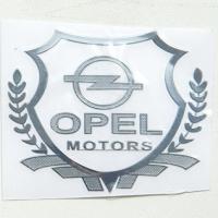 Наклейка на автомобиль Opel